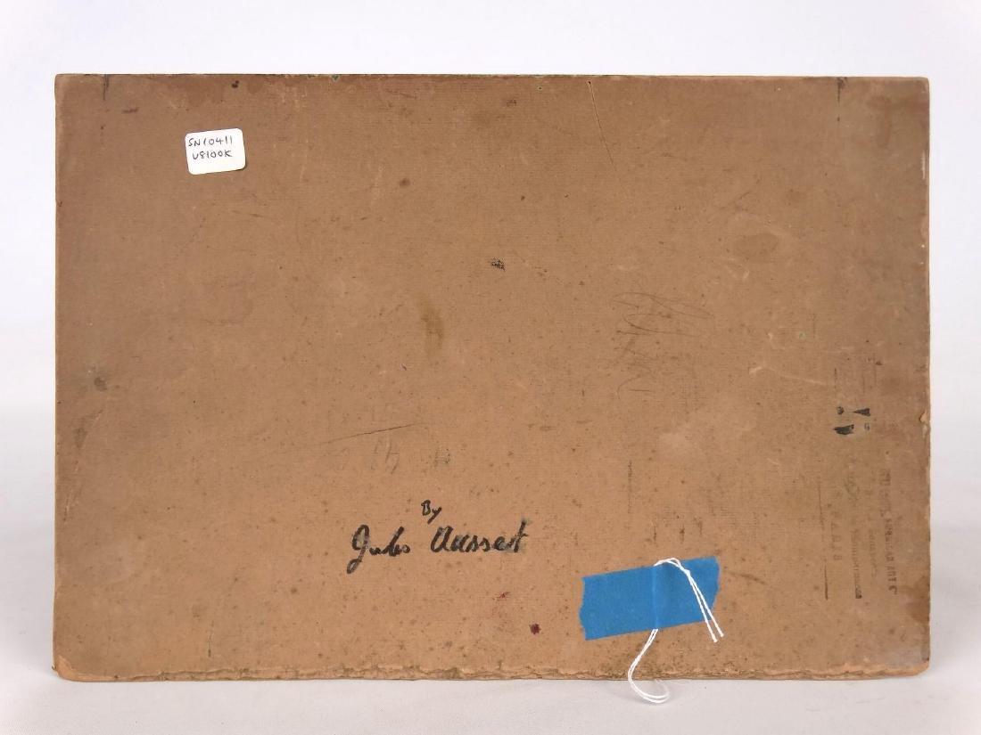 Jules Ausset (France 20th c.) - 5