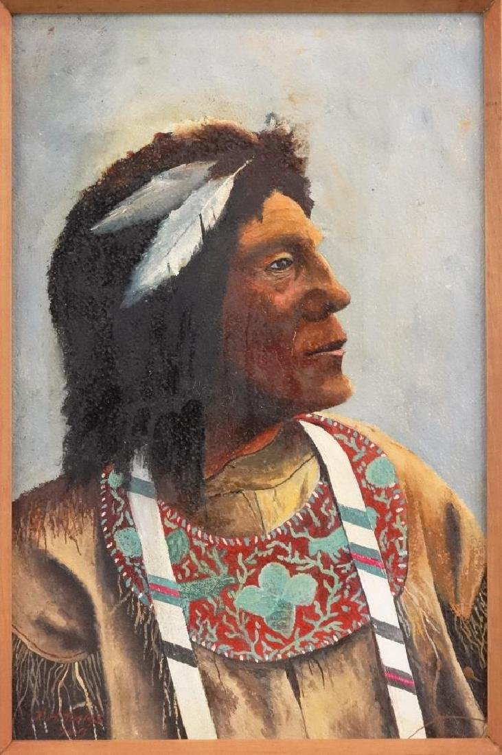 P. H. Timms, American Indian - 2