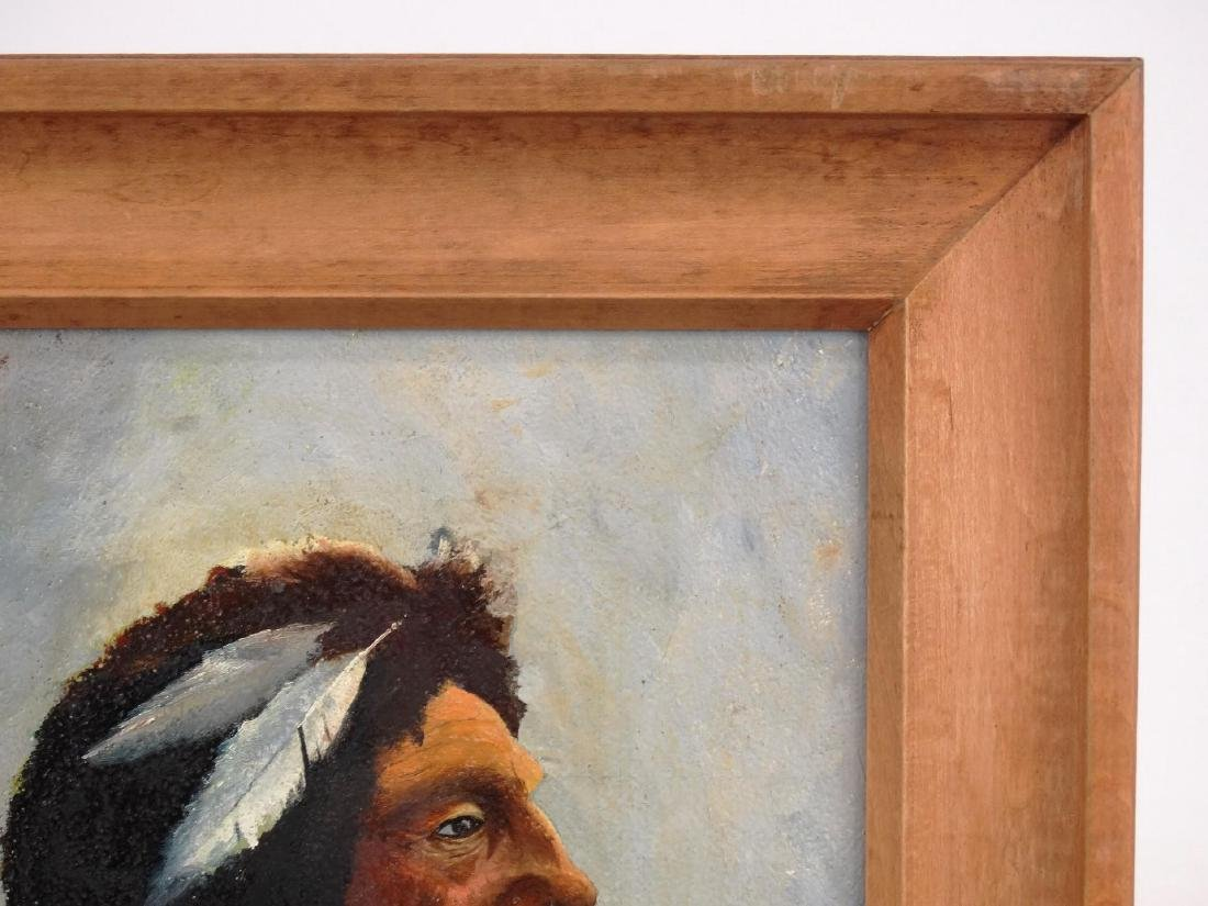 P. H. Timms, American Indian - 4