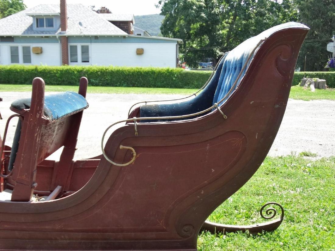 Victorian Sleigh - 6
