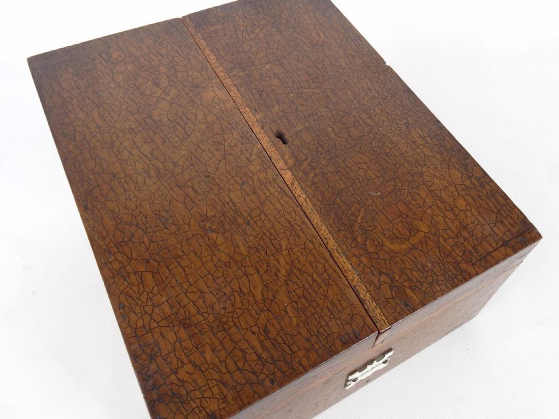 Oak Letter Box - 5