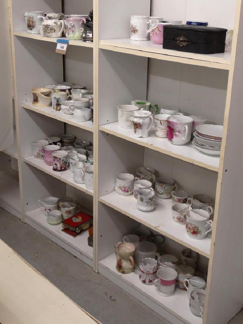 Shaving Mug Collection