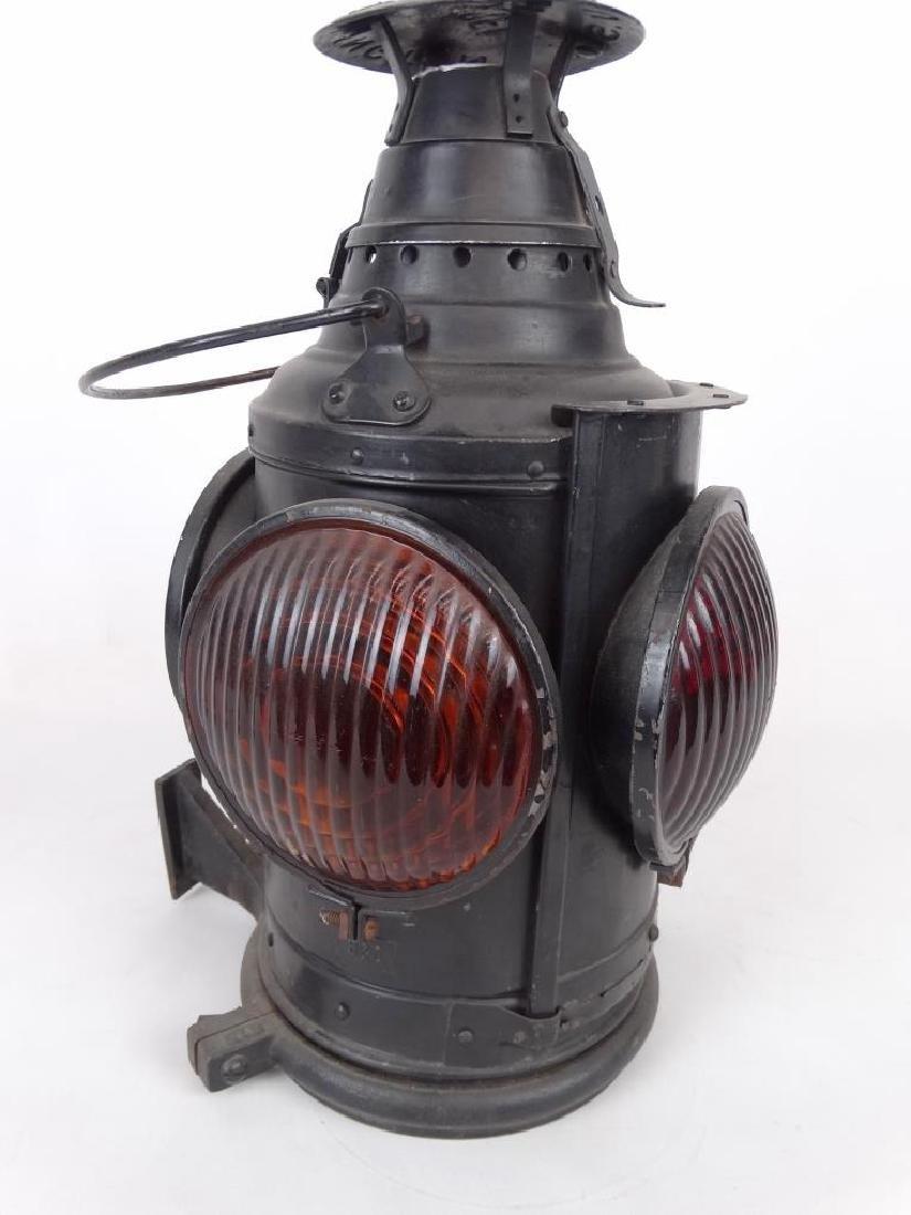 Railroad Lantern - 3
