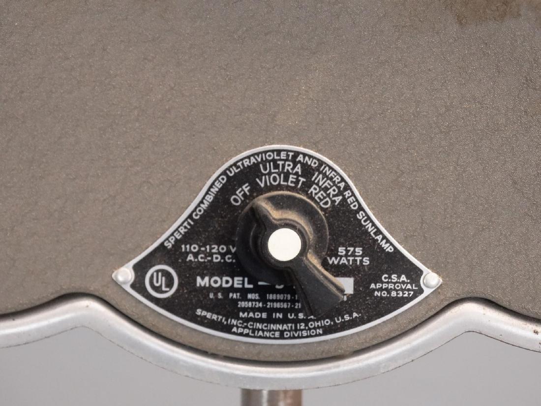 Vintage Heat Lamp - 4