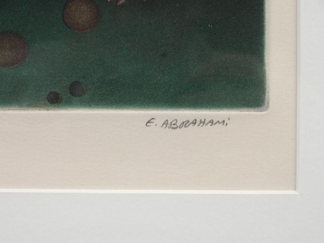 Elie Eliahu (Eliahu) Abrahami  (born 1941) - 3
