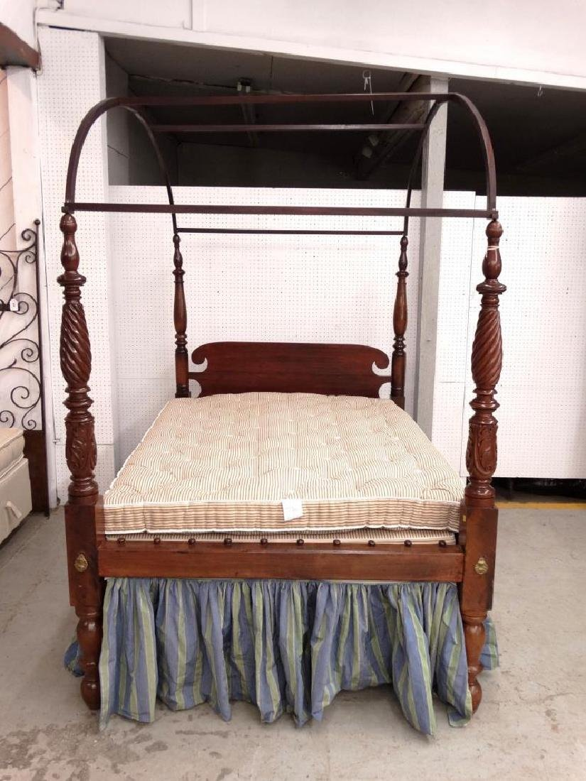 19th c. Tester Bed - 2