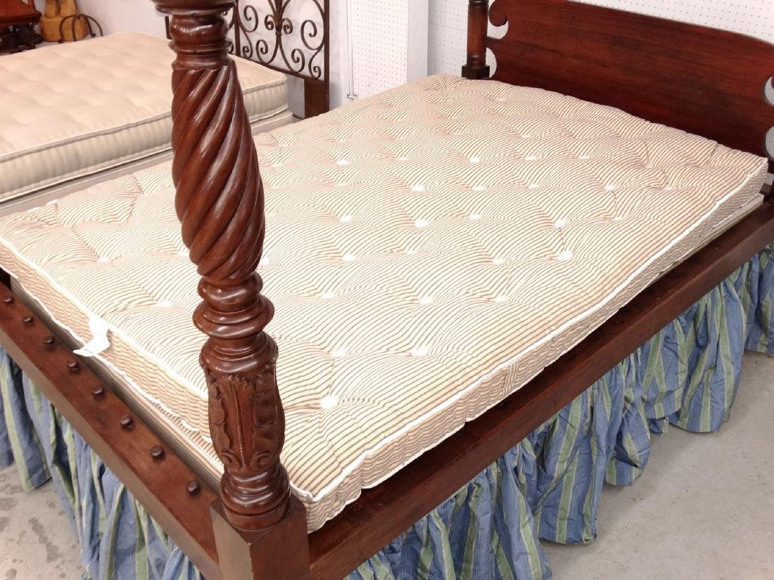 19th c. Tester Bed - 6