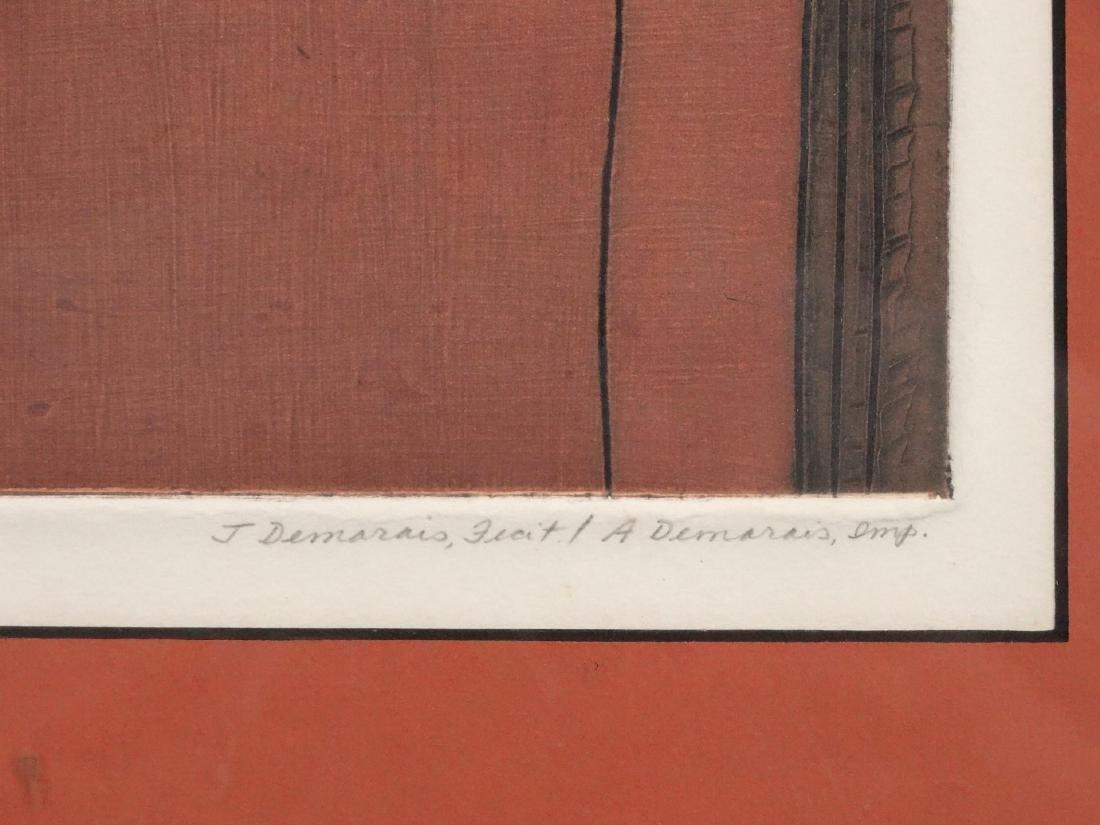 Joseph Demarais (20th Century) - 3