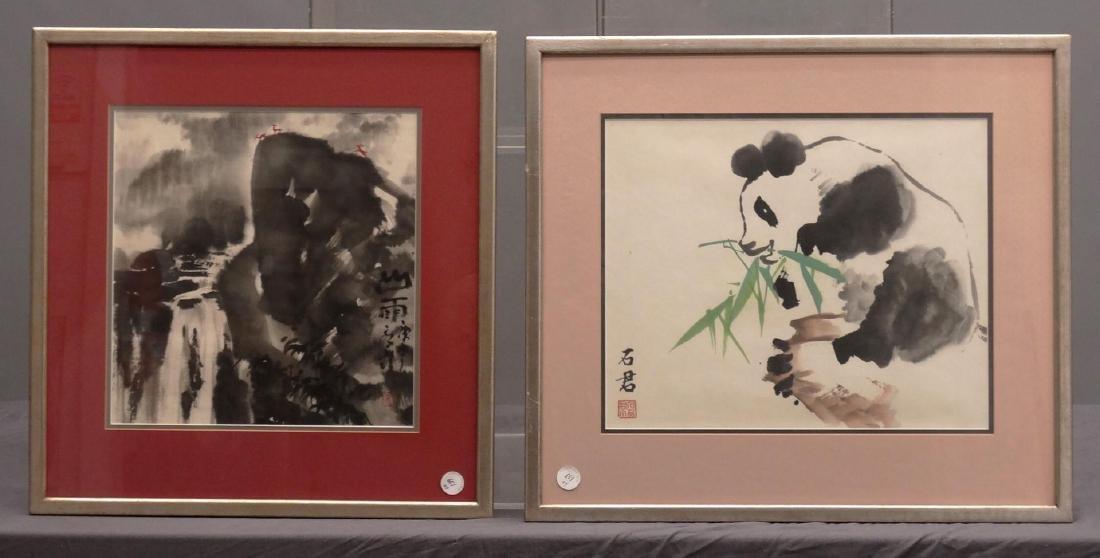 Asian Artwork Lot - 3