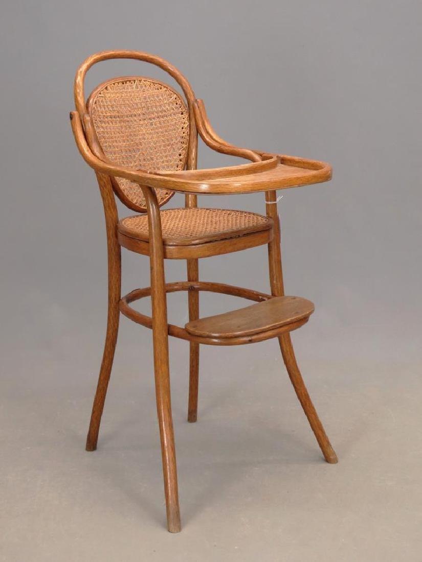 Thonet High Chair