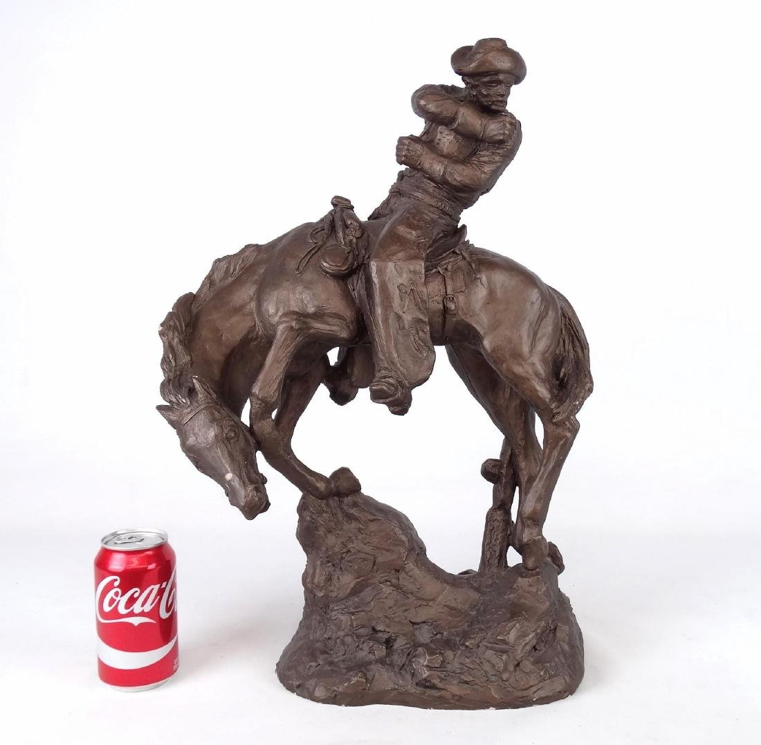 Austin Productions Cowboy Sculpture