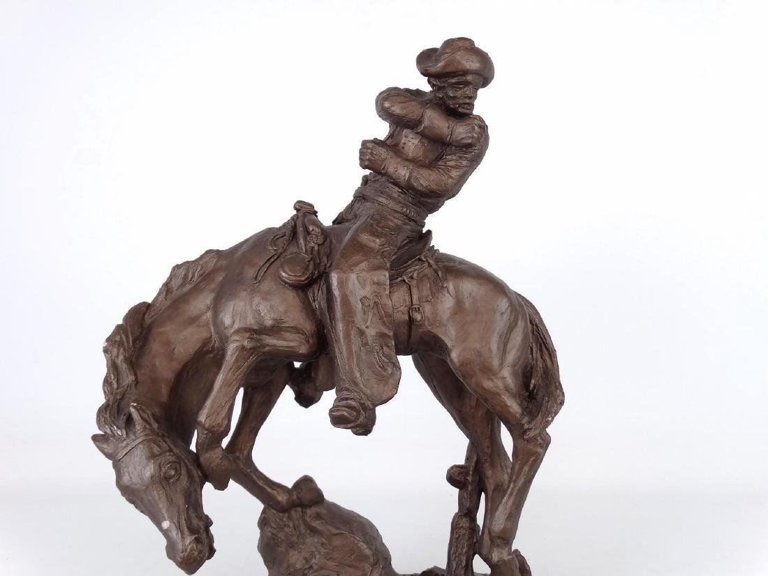Austin Productions Cowboy Sculpture - 2
