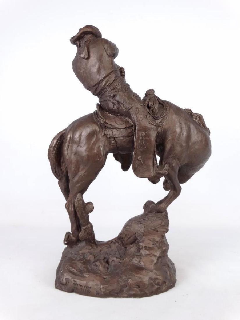Austin Productions Cowboy Sculpture - 6