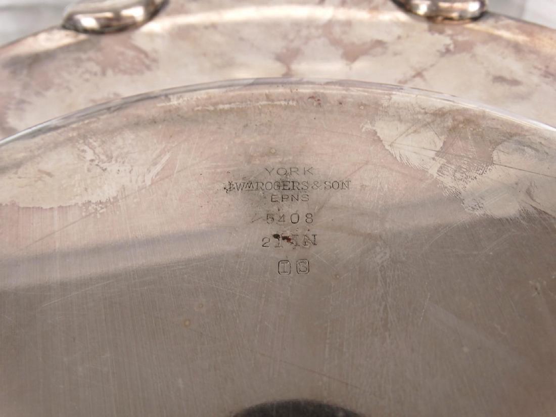 Silverplate Lot - 7