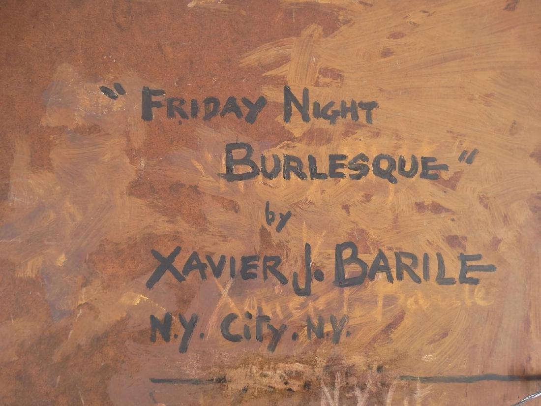Xavier Barile (1891-1981) - 5