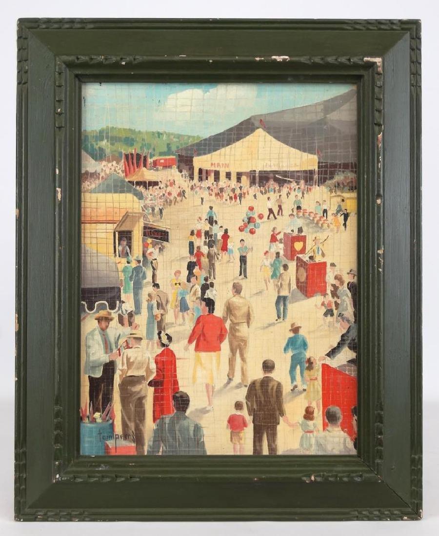 Tom Peers (American 20th Century)