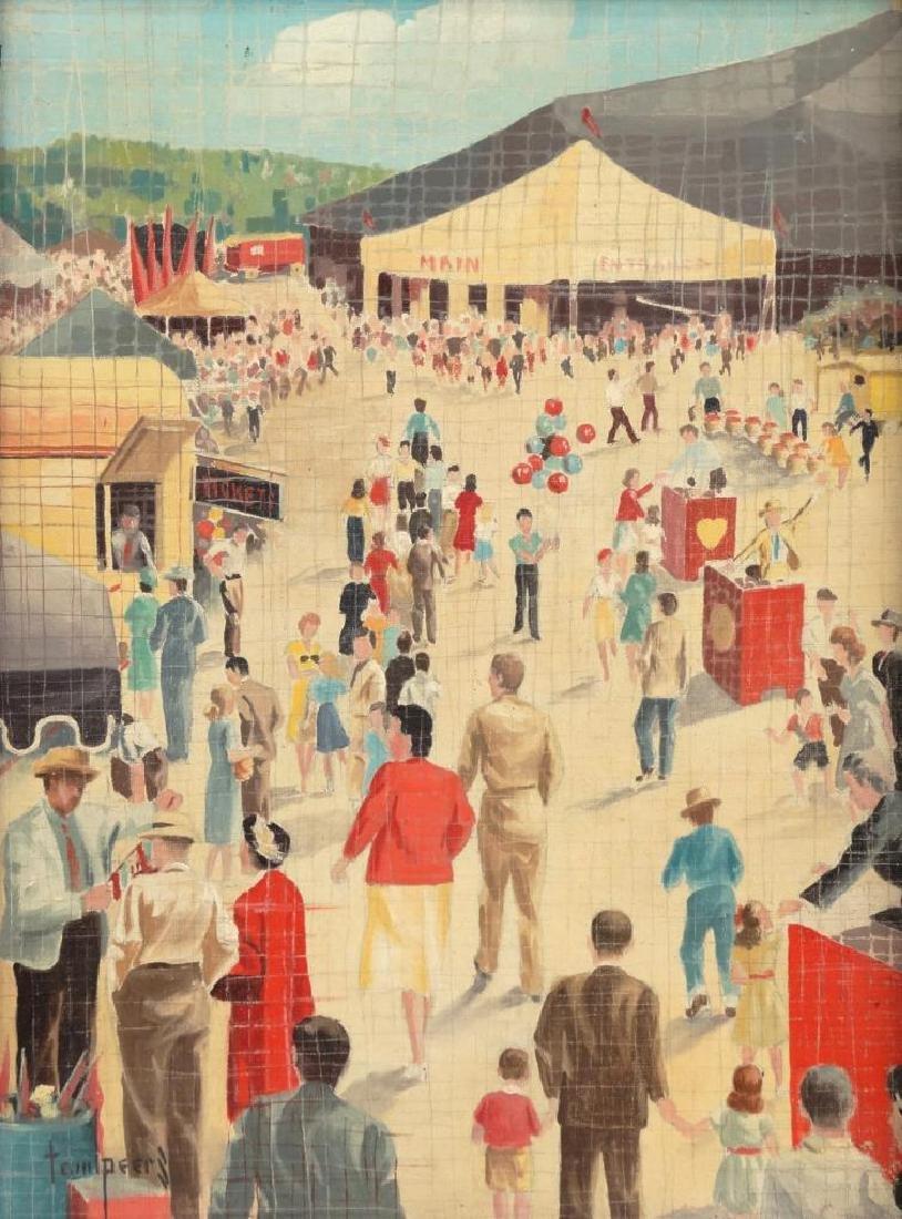 Tom Peers (American 20th Century) - 2