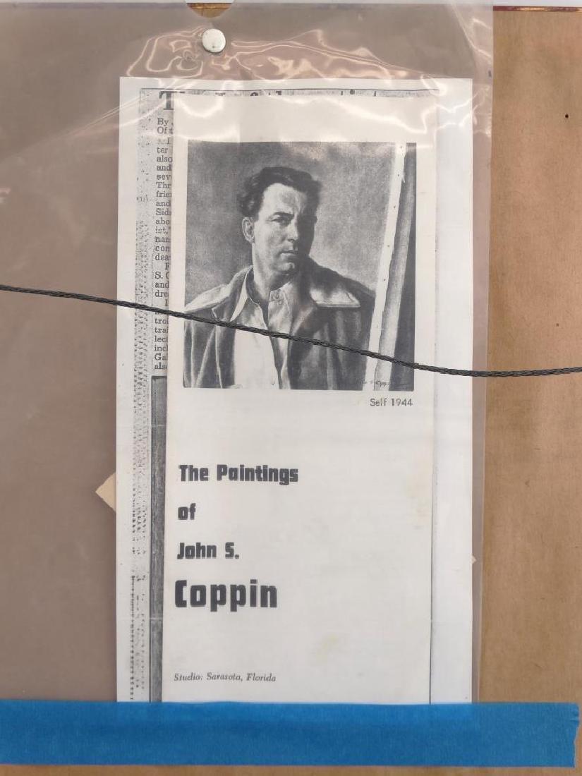 John S. Coppin (1904-1986) - 5