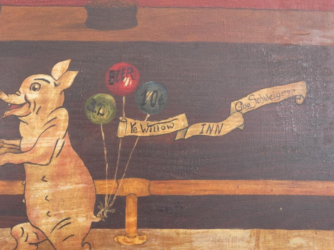 """Pinter Otto """"Ye Willow Inn/Geo. Schweiger"""" - 5"""