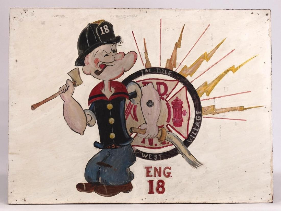 American School, Popeye/Engine 18