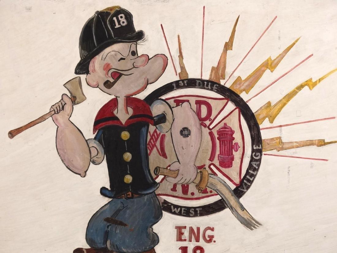 American School, Popeye/Engine 18 - 2