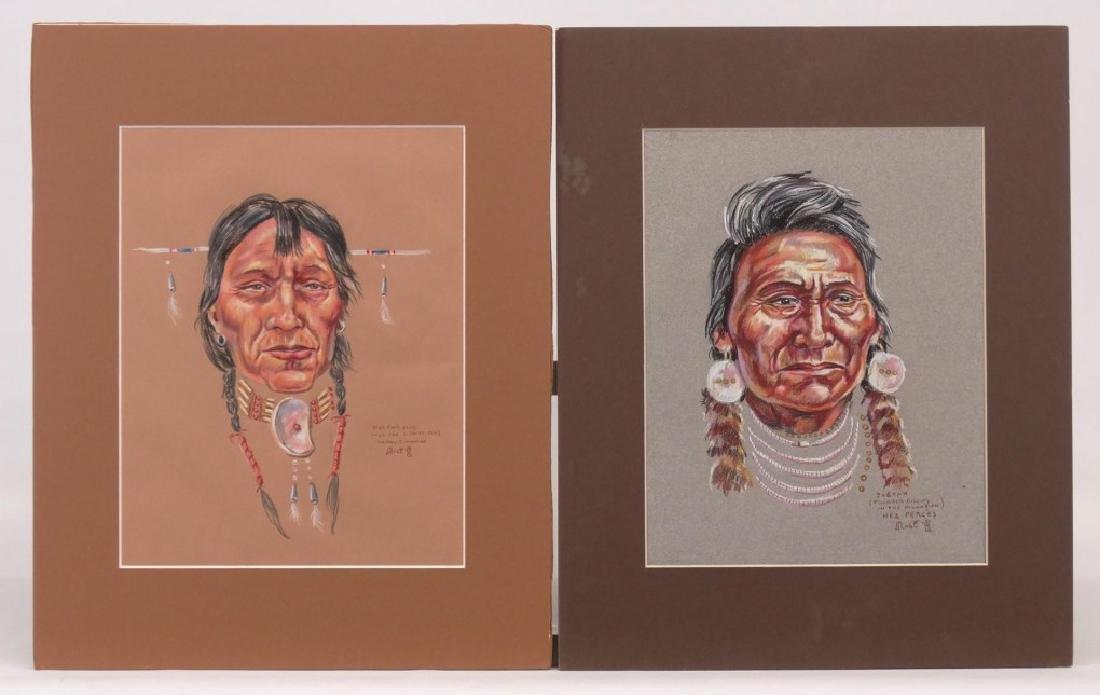 American School, Native Americans