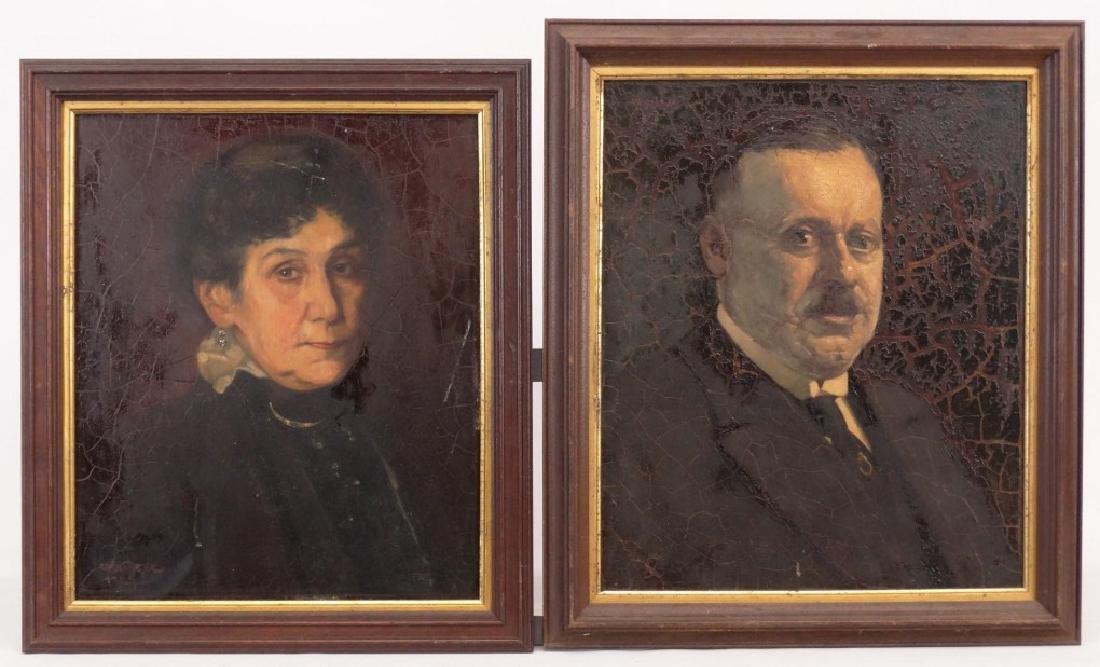 Pair Portraits