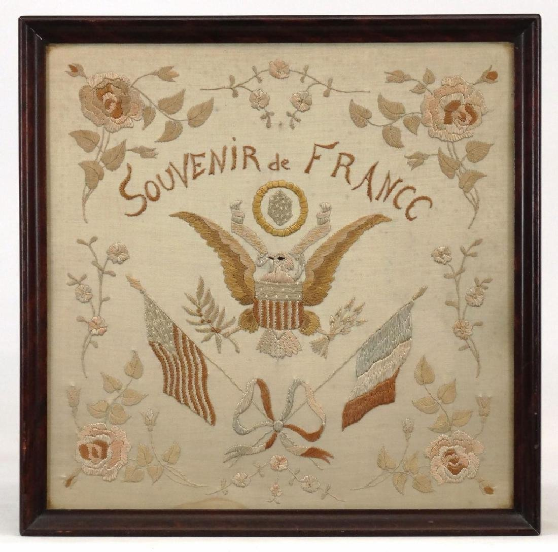 French WWI Needlework