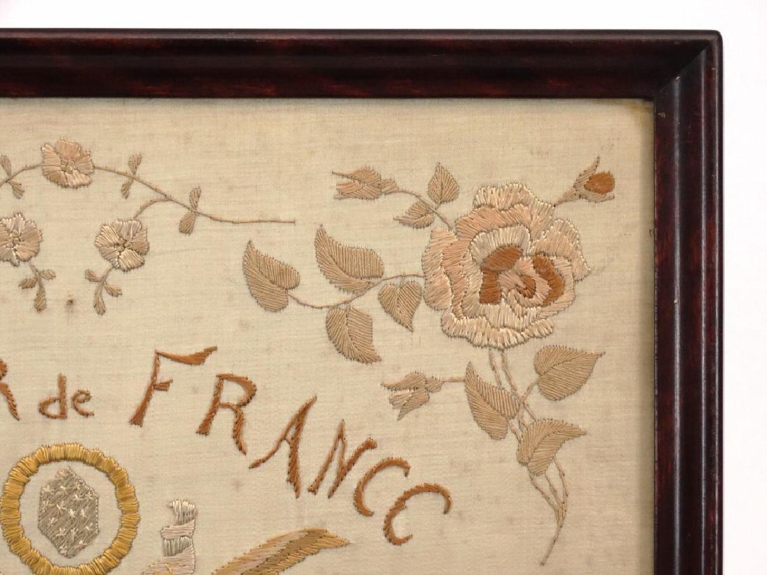 French WWI Needlework - 3