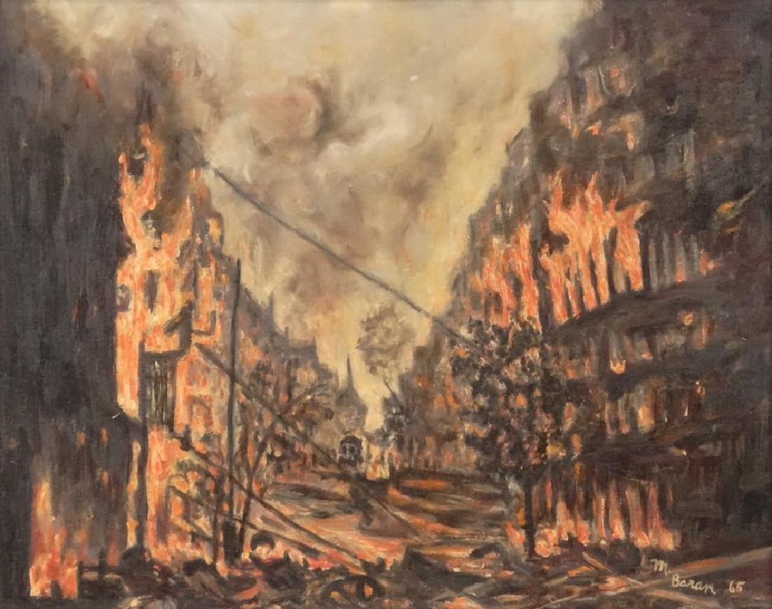 M. Baran, Warsaw 1939 - 2