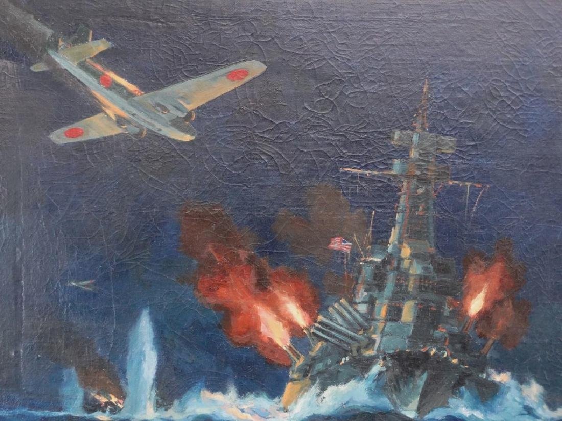 Japanese Military Painting - 2