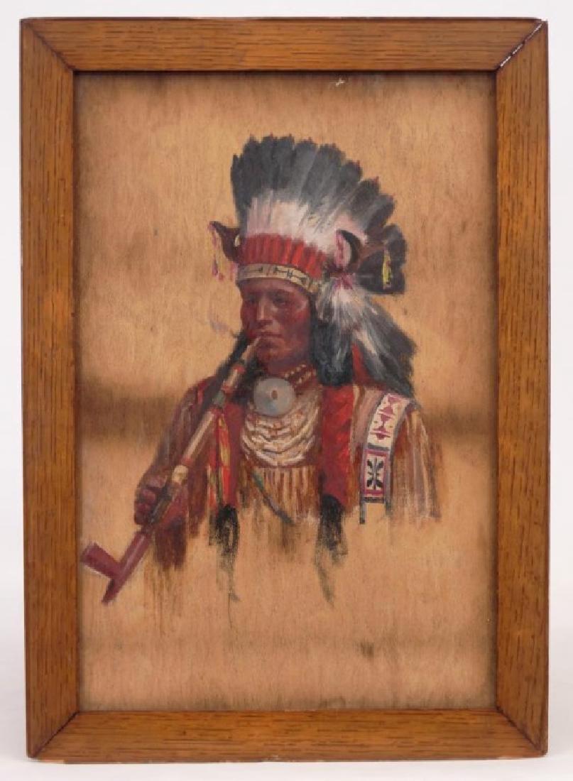 American School, American Indian