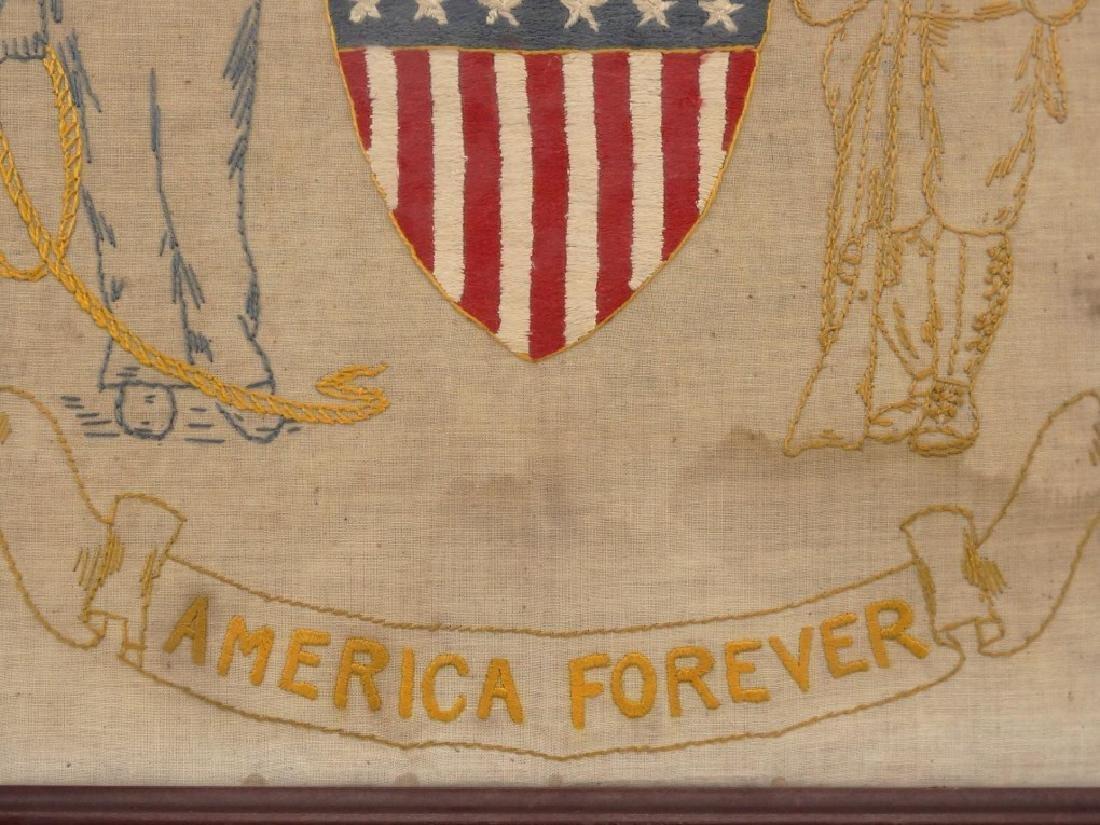 Patriotic Needlework - 3