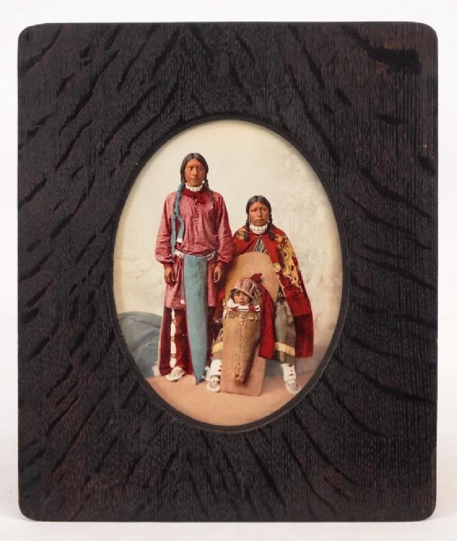 Photograph Of Native Americans