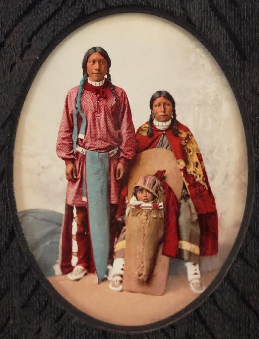 Photograph Of Native Americans - 2