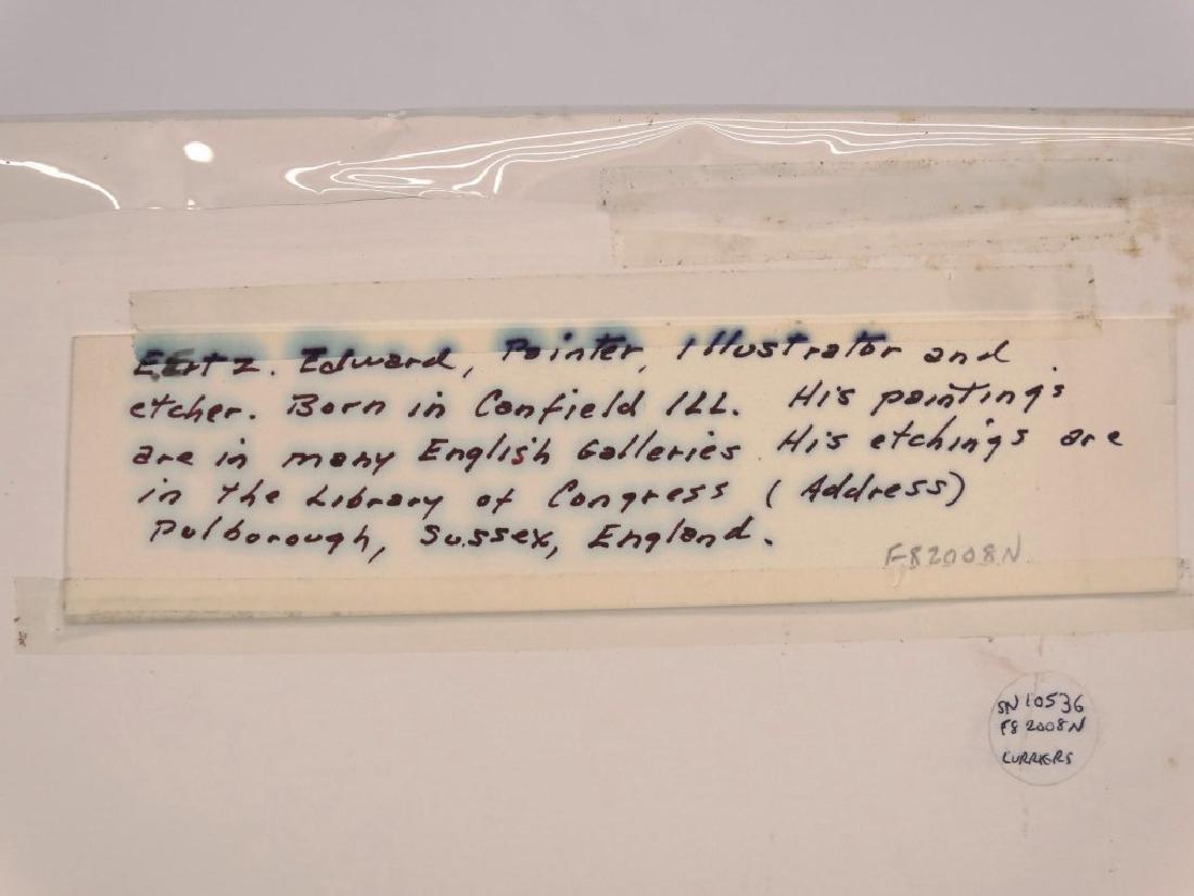 Edward Ertz (1862-1954) - 4