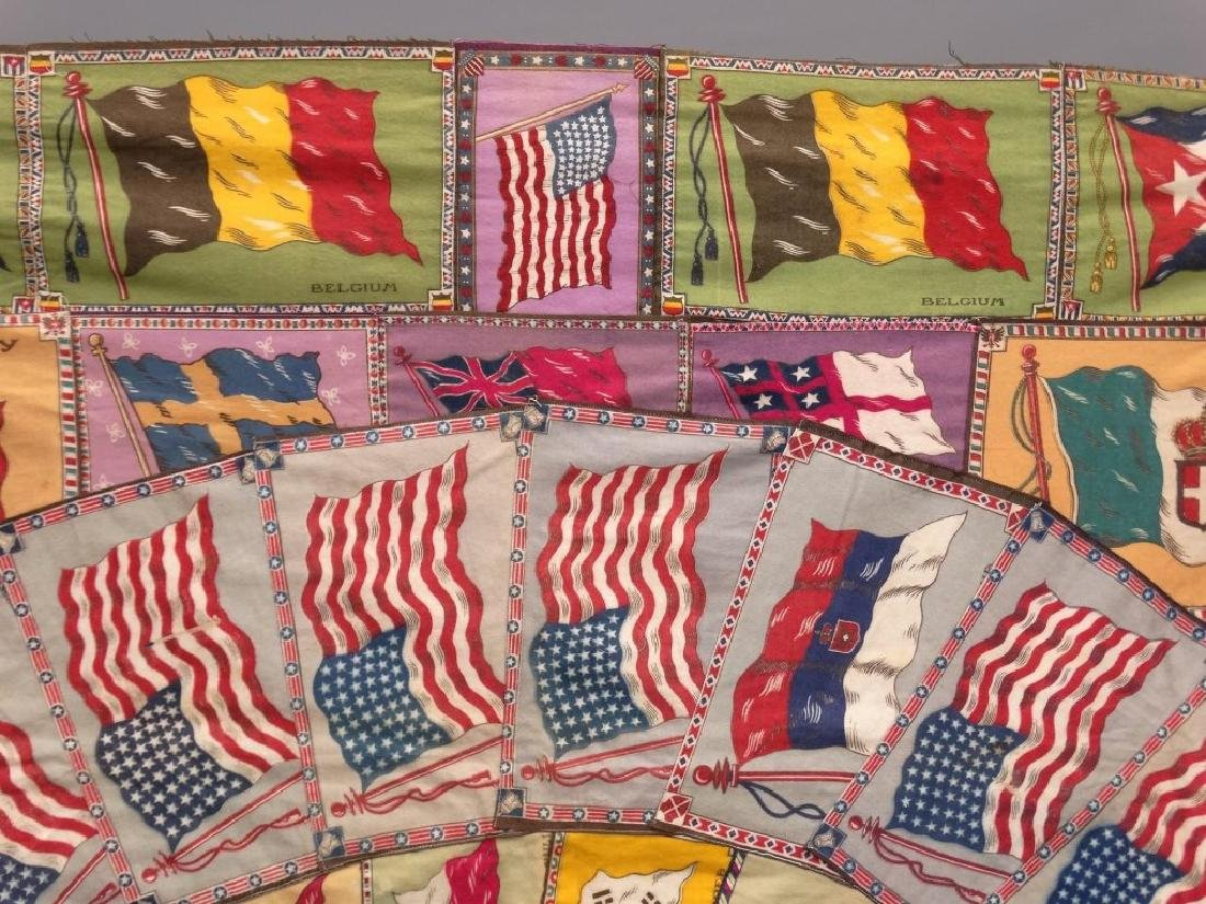 Tobacco Flags Quilt - 4