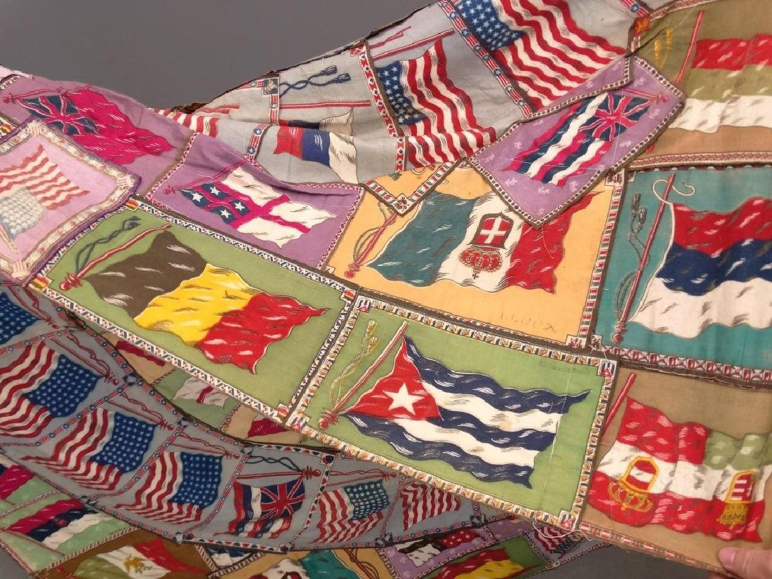 Tobacco Flags Quilt - 5