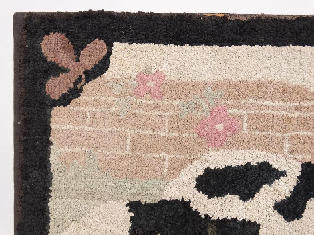 Hooked Rug - 2