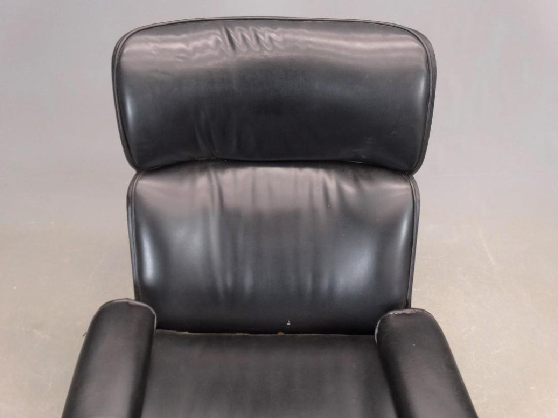 Plycraft Eames Style Chair & Ottoman - 2