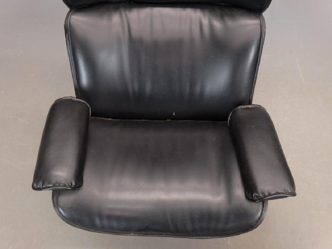 Plycraft Eames Style Chair & Ottoman - 3