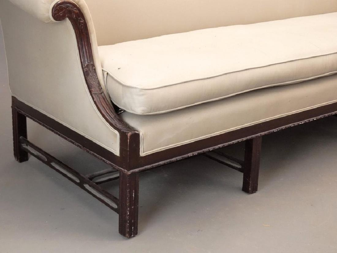 Chippendale Style Sofa - 3