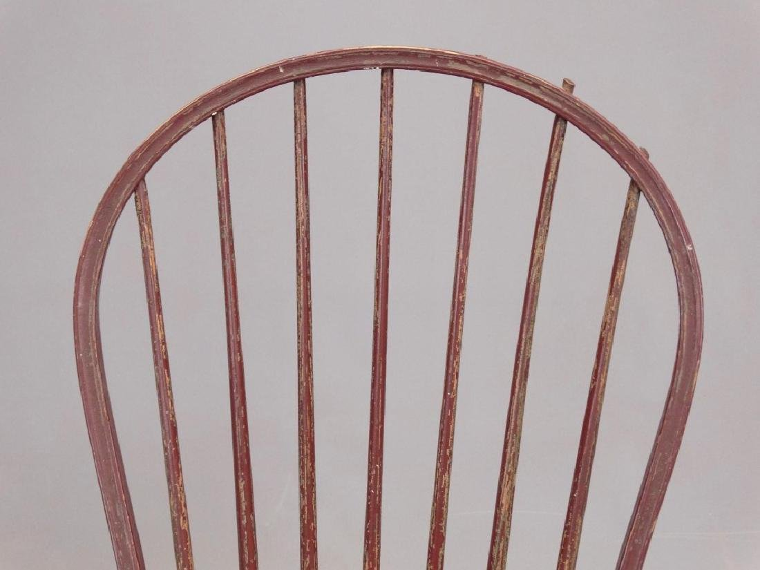 19th c. Windsor Chair - 2