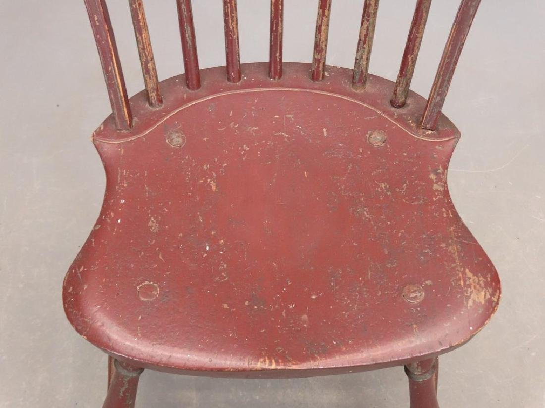 19th c. Windsor Chair - 3