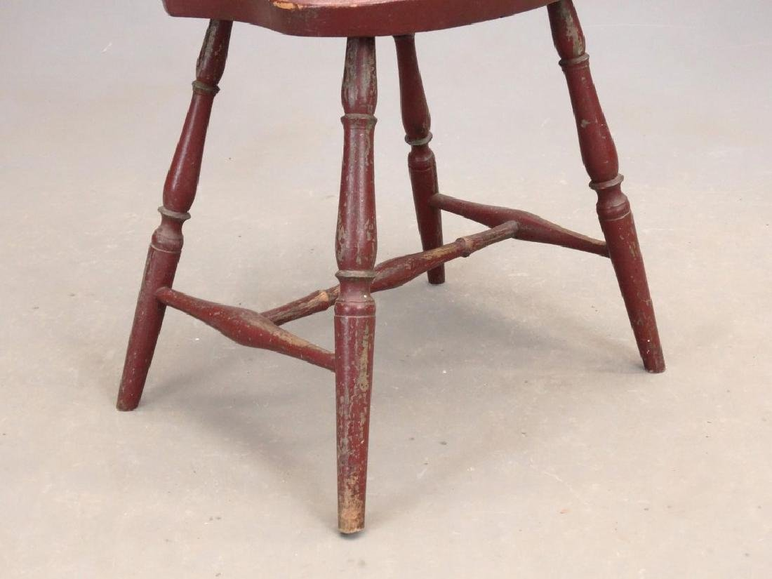 19th c. Windsor Chair - 4