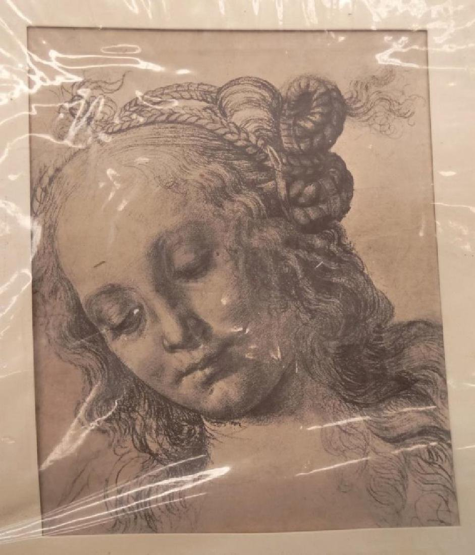 Artwork Lot Including Piranesi Etching - 5