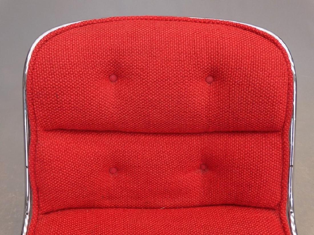 Knoll Type Mid Century Chair - 2