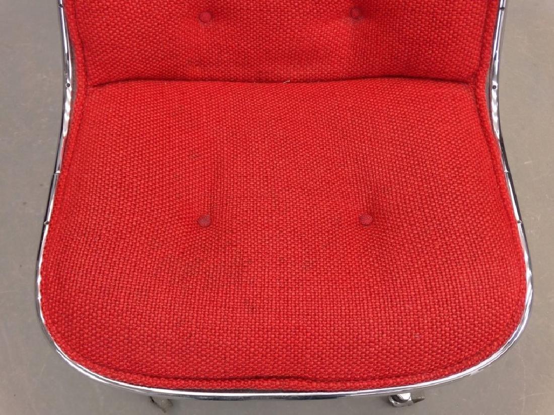 Knoll Type Mid Century Chair - 3