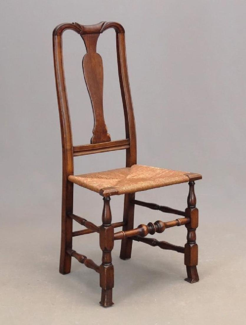 18th c. Queen Anne Chair