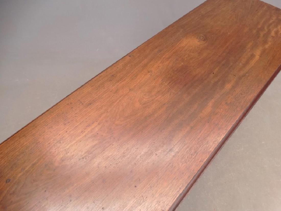 18th c. Queen Anne Dropleaf Table - 2